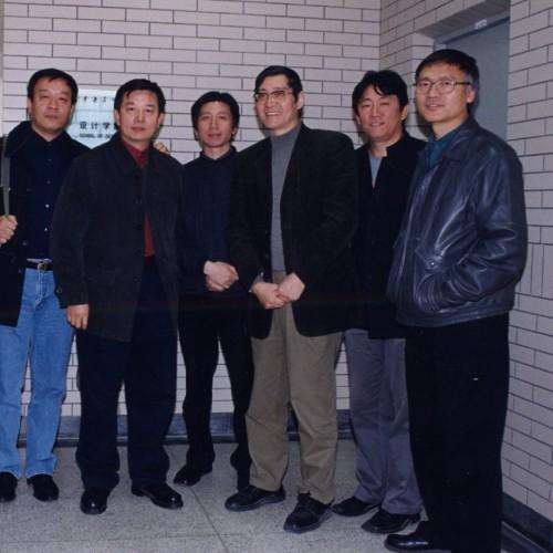 2002年设计学院挂牌